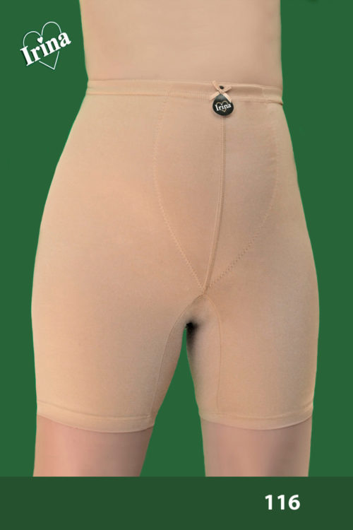Faja panty lisa de piel modelo 116 de Irina