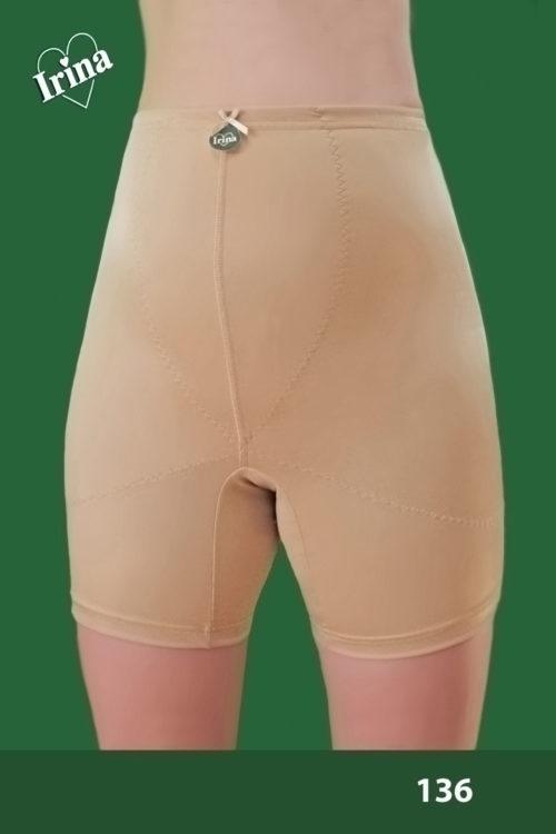 Faja panty piel doble modelo 136 irina,doble tela.