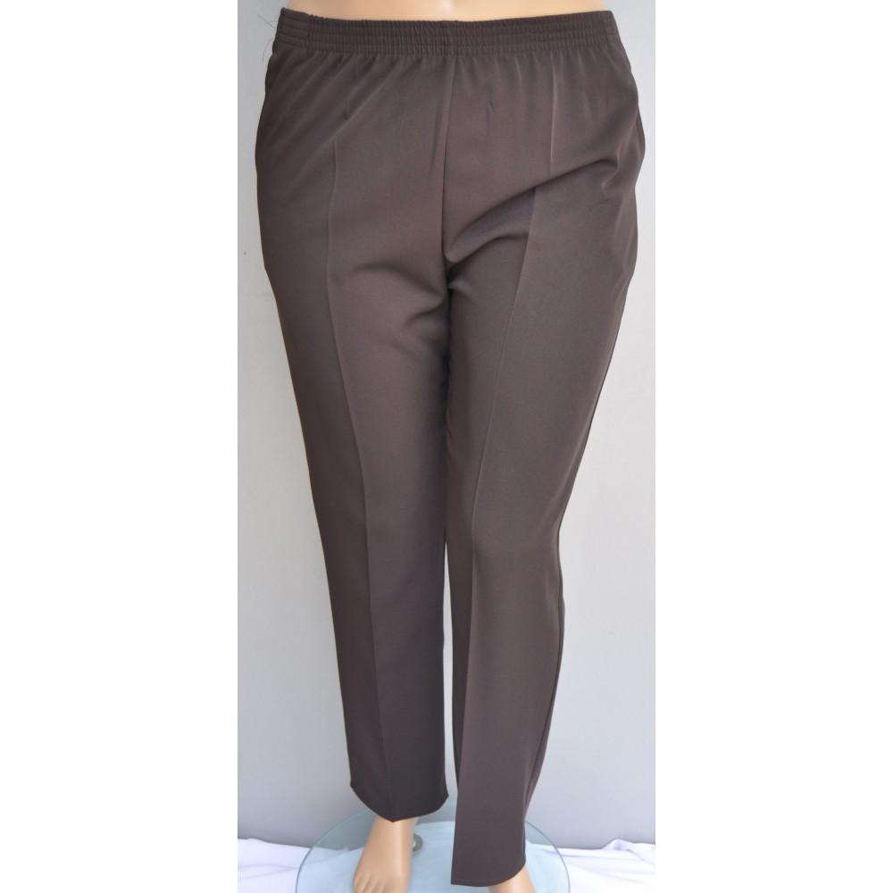 Pantalon Bioelastico Con Elastico En Cintura 2 Bolsillos