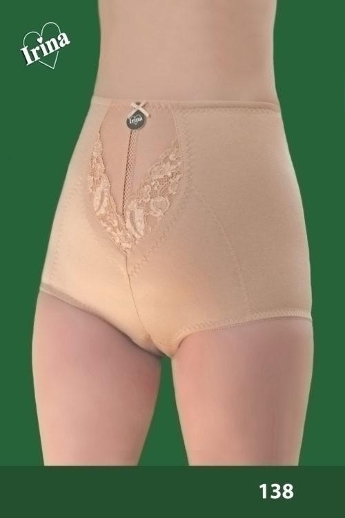 Faja braga fuerte control alto reforzada en caderas modelo 138 IRINA