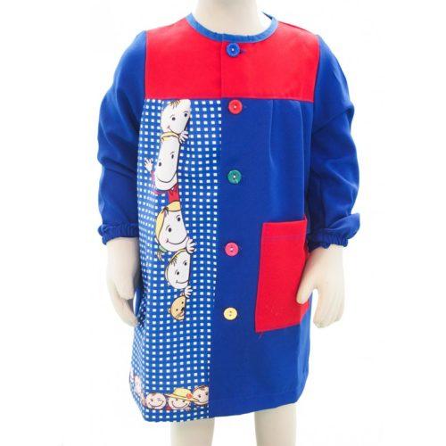 Babi escolar para niñas y niños modelo R-1010 BATPIL