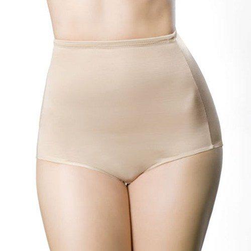 Faja braga cintura alta modelo 301 AZABE con tejidos suaves
