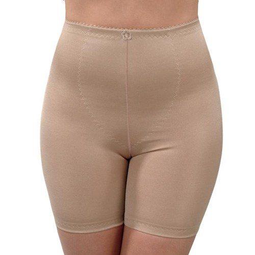 Faja panty tricot control medio modelo 304 AZABE