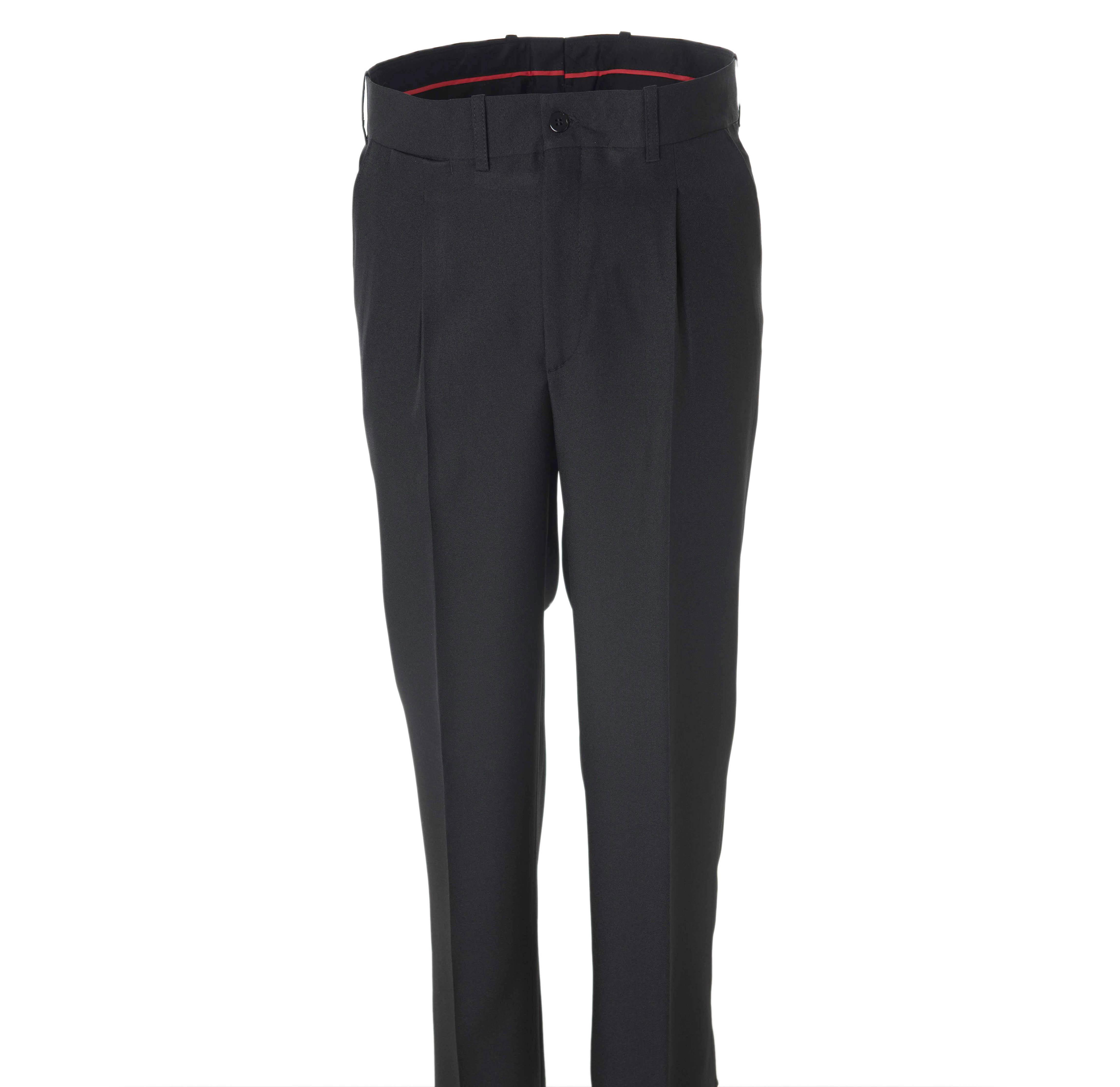 Pantalones Negros De Vestir Para Hombre