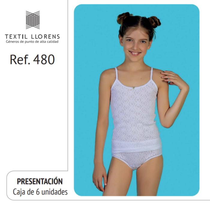 CAMISETA TIRANTE FINO TRANSFERENCIA REF 480