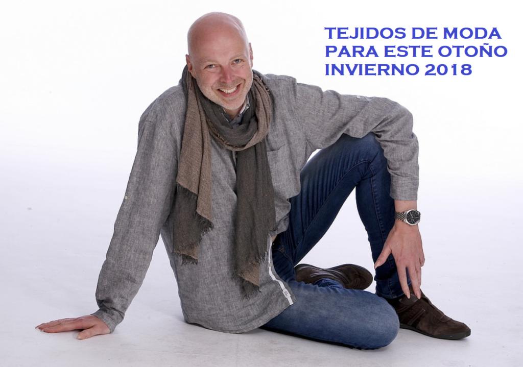TEJIDOS DE MODA PARA ESTEOTOÑO INVIERNO 2018