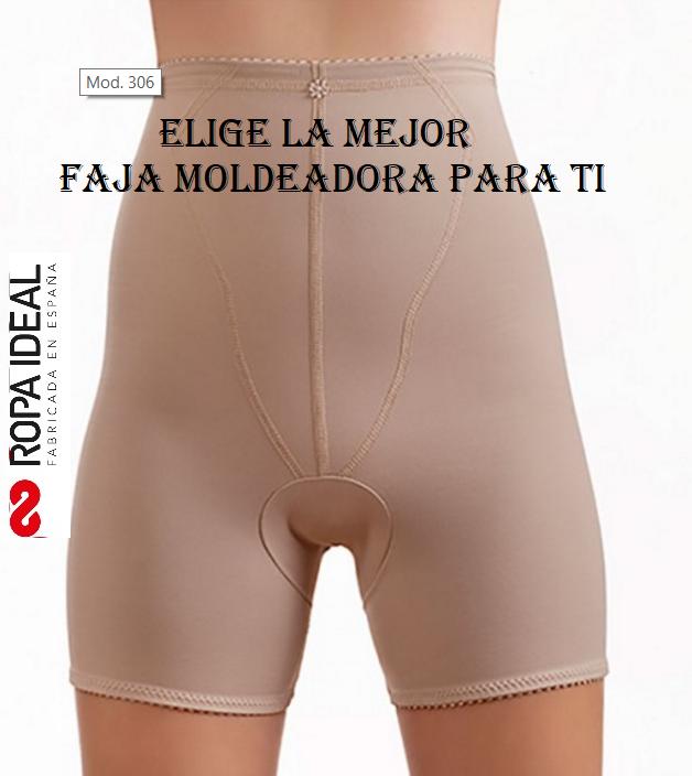 ELIGE LA MEJOR FAJA MOLDEADORA PARA TI