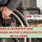 APRENDER A LEVANTAR UNA PERSONA MAYOR O DISCAPACITADA DE LA CAMA
